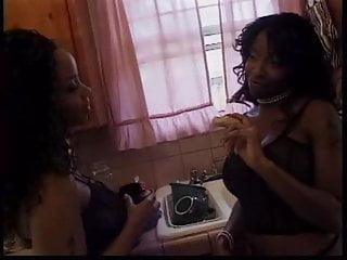 Teen lesbian sex kittens Kitten and vanessa blue lesbian sex in kitchen