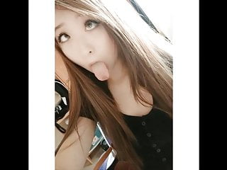 Skinny teen pussy porn Very hot ahegao - cosplay porn compilation