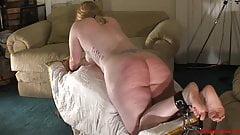 Суровая порка задницы