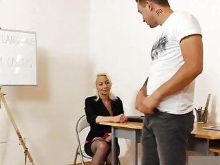 3 girls handjob blowjob - Mature teacher handjob blowjob long red nails 3