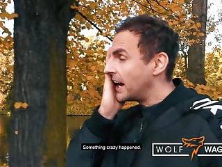 Dick wagner boxer Desperate milf vicky hundt fucks stranger wolf wagner