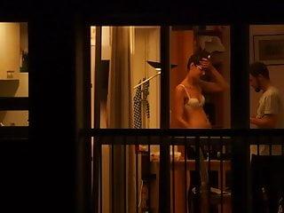 Teens white bra - Neighbor 6g 2017-08-30 white bra for tiny tits