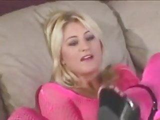 Dvp sex - Blonde in pink gets massive dvp dap dpp