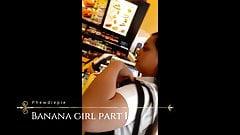 Boso banana girl part 1