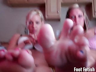 Gay cum foot fetish - Foot fetish cum countdown