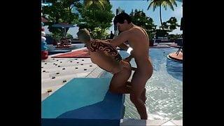 3D Porn Scenes Video 2 April 2021