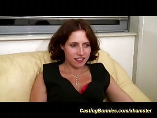 Porn video audition - Sexy french anal porn casting video