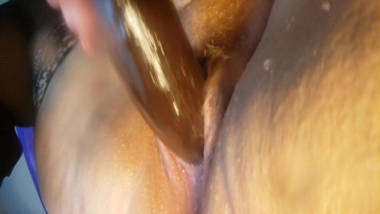 Fat Mature and Hairy Capri Sun Juicy Box