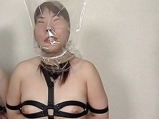 Free suffocation porn Worthless pig slave face suffocation