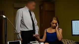 LOAN4K. Teen girl cant pay for education so why seduces loan