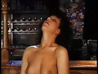 Hairy retro masturbation - Dildoplay 2