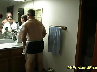 Shemales sex tales Ms paris and her taboo tales-daddy daughter good morning