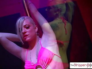 Big dick blues - The stripper experience - baily blue get fucked, big dick