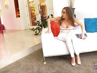 Britney tits breast Milf britney amber anal creampie from juan el caballo loco