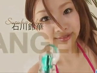 Suzuka anime nude Suzuka ishikawa superb asian babe ravished with toys