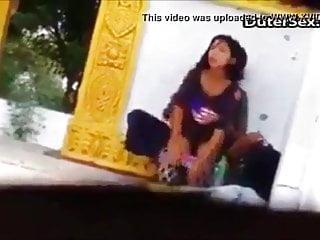 Sex handjobs in car - Desi outdoor bf gf love sex hidden camera