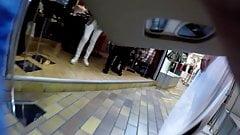 robe blance
