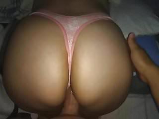 Viper gay - Pink viper skin thong cumming on sister big ass