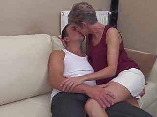Shemale escort 14 - Hot milf and her younger lover 14