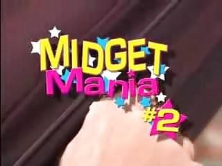 Bikini mayhem Bridget the midget in midget mayhem