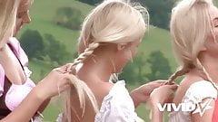 Vivid.com - Tiroler lesbian sex up in the Austrian alps