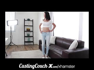 Naked sexy divas pitchers Casting couch-x teen softball pitcher ready to catch cock