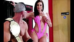 Kendra Lust, Lady And A Boxer