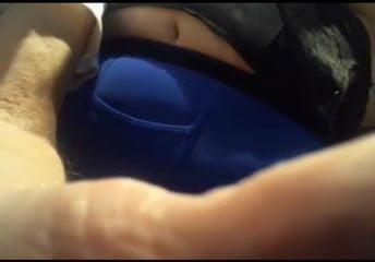 People caught on cam having sex