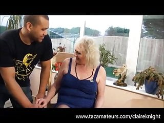 Kelly knight naked Granny porn queen claire knight fucks young black stud
