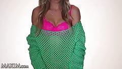 Katrina Bowden es tan caliente y linda