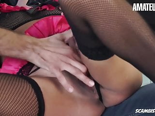Dirty nurse takes cock Amateur euro -romanian giulia squirt takes cock in dirty way