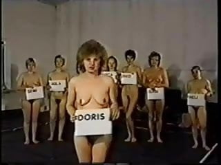 Big naked mom - Retro moms naked catfight competition
