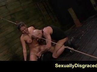 Bondage sex spanking video - Fetishnetwork mena li sybian bondage sex