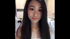 Chica china malasia caliente tease