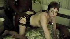 Double Fuck Black Cocks