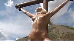 crucified women - modell Alina part 1