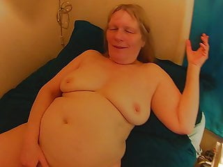Granny hairy homemade Mother inlaw getting off