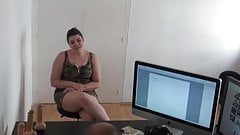 Big tattooed girl makes her porn debut with Fede's big dong