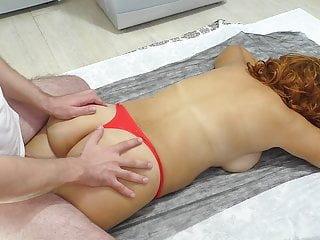 The Stepson Gave A Massage And A Finger In The Ass XhBpg