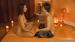 Exotic Handjob Situations With Massage
