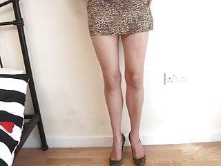 Hot blonde tit fucks Hot blonde finger fucks her moist pussy on the floor