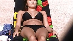 hot asian milf friendly voyeur crotch shot 185