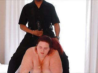 Porn ssbbw - A2m ssbbw esposa anal doble penetracion consolador