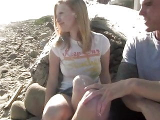 Amature fist fucking - Big breasted redhead amature fucks outdoors - cireman