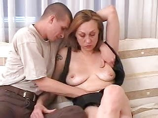 Hentai hot mom Mom gulya 42years old and young boy