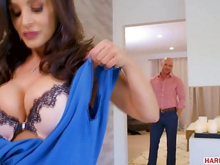 Big tits carol on johnny carson - American milf lisa ann rides on johnny sins