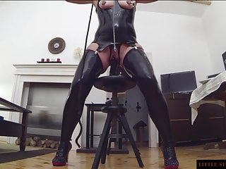 Sitting down anal Sit down at that black dildo little sunshine milf