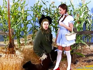 Wizard tits - Not the wizard of oz once