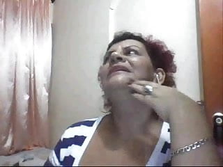 Showing tits matures on webcam - Colombian mature show all on cam no sound