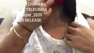 My cute bhabhi sent me a video clip